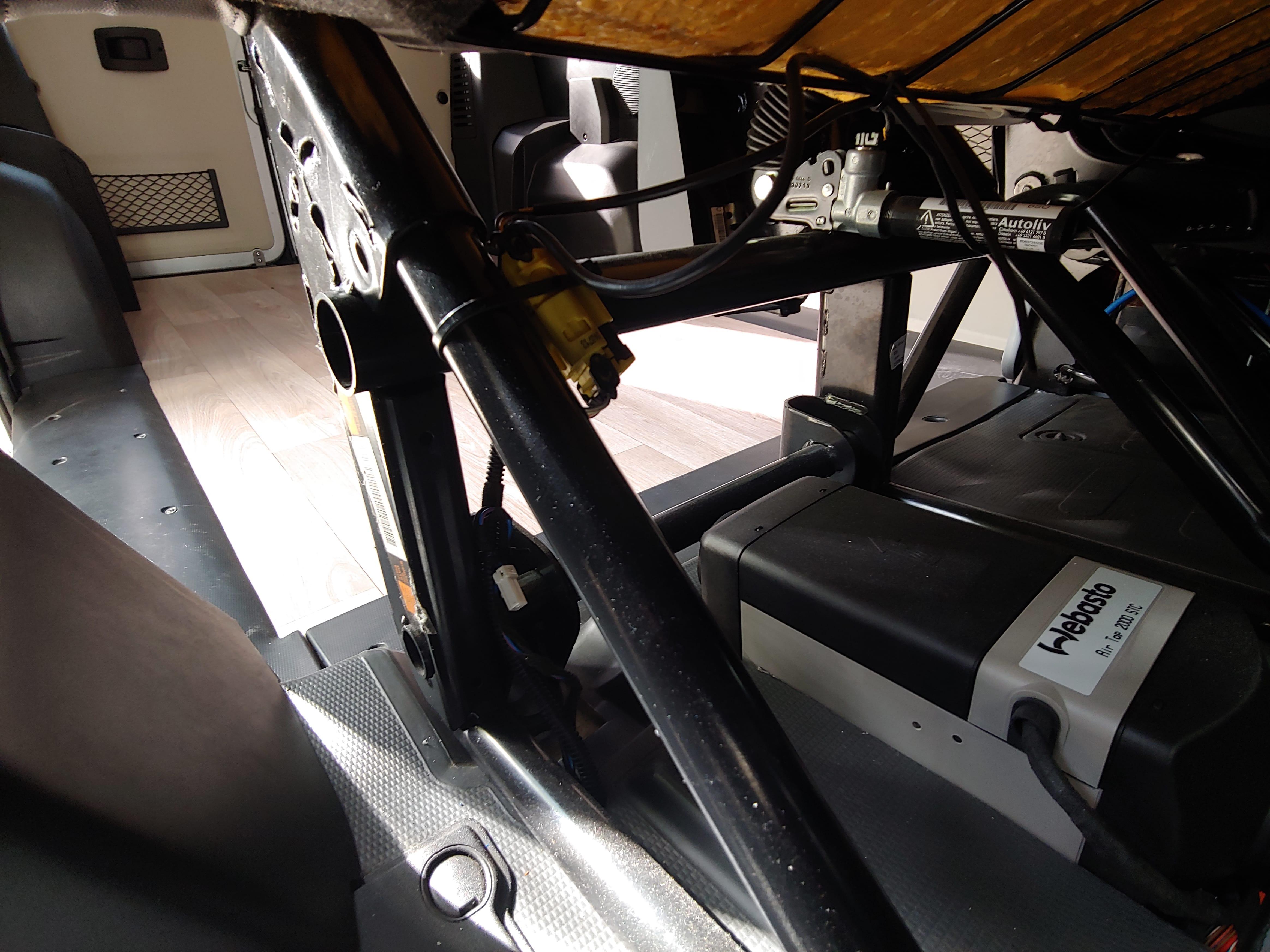 Muebles Para Furgonetas : Calefacciones estacionarias para furgonetas cultura camper