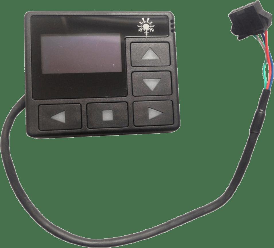 Multicontrol Planar 2D
