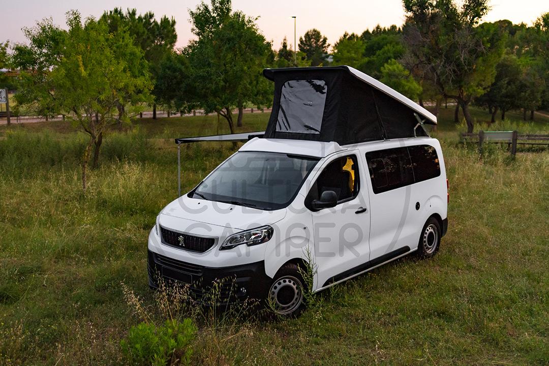 Peugeot Expert Camper Cultura Camper
